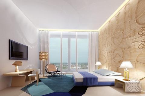 resin floors hotel