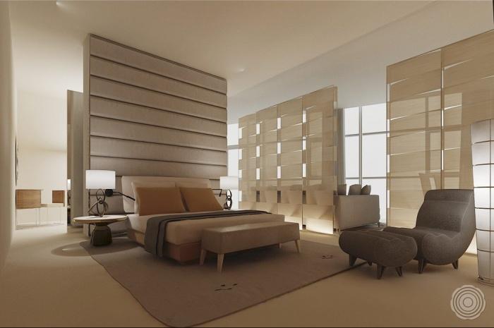 resin floors hotels
