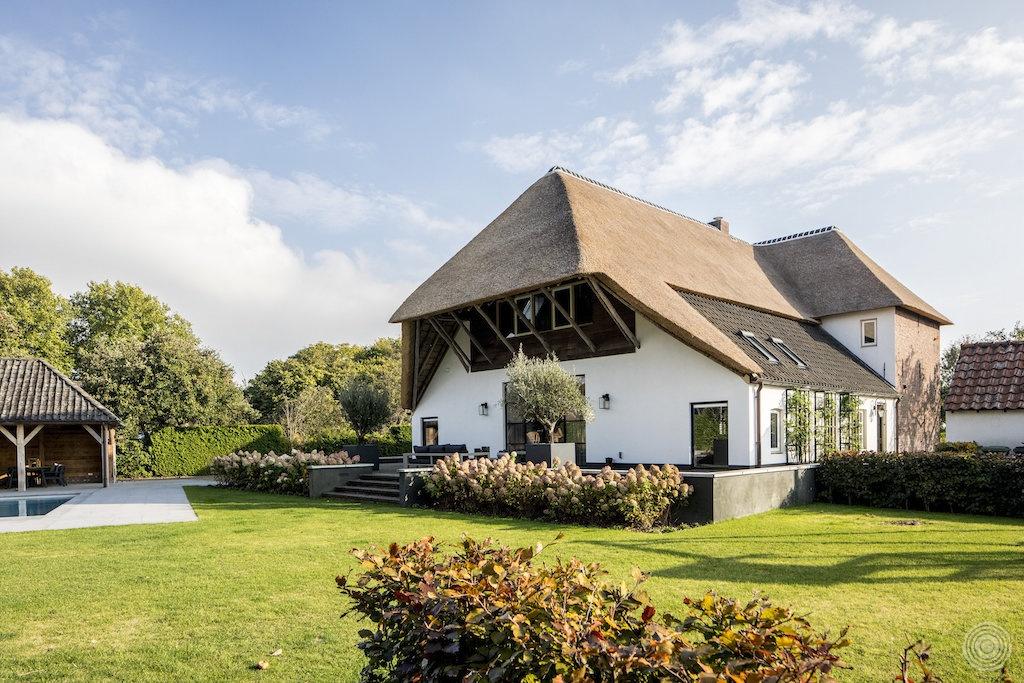 Landelijke Villa Inrichting : Landelijke villa senso gietvloer
