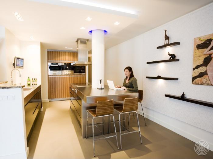klassiekers de bewoners kozen voor een contemporary design m