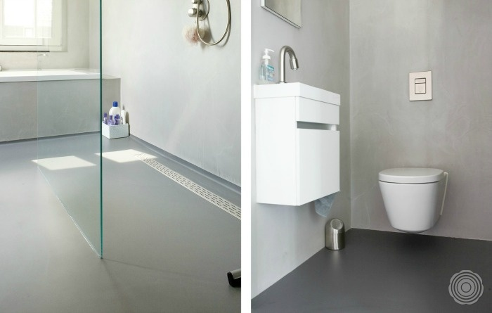 gietvloeren badkamer