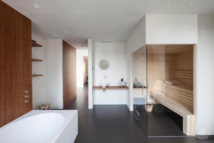 Landelijk Keuken Gietvloer : Gietvloeren voor de badkamer senso gietvloer