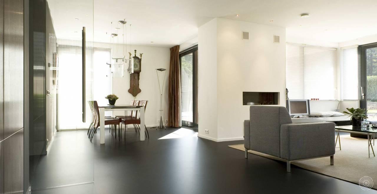 Gietvloer woonhuis natuurlijke vloeren voor woningen senso